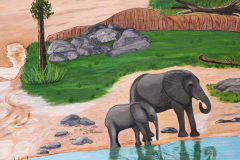 Colleen Pryor, At the Watering Hole