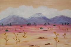 Colleen Pryor, Desert Beauty