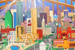 Leon Pollard, Dallas Skyline